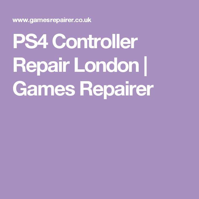 PS4 Controller Repair London | Games Repairer