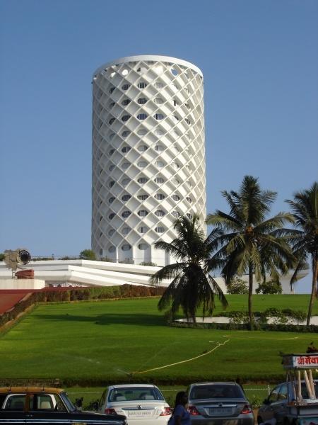 Discovery of India Center, Mumbai   Building   Building, Mumbai, Tower