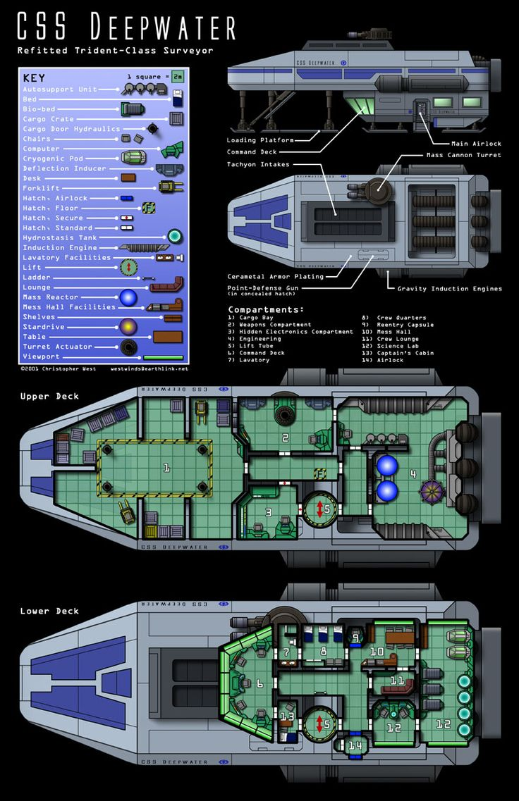 77 best images about Starships Maps and Interiors on ...