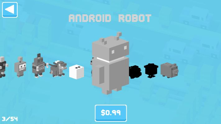 Crossy Road finally makes its way to Google Play - https://www.aivanet.com/2015/01/crossy-road-finally-makes-its-way-to-google-play/