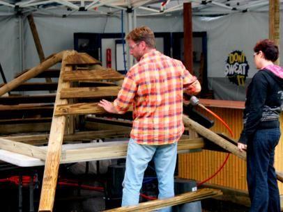 Tikki-Bar-Roof-Frame