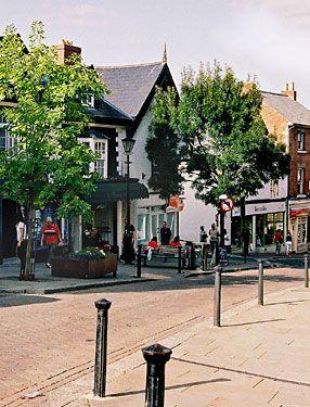 Ross-on-Wye Broad Street.