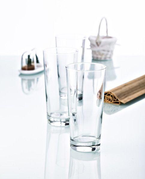 Hostelvia Lager Glasses (Set of 6)