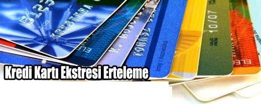 Yeni kredi yazımız yayına alınmıştır. Kredi Kartı Ekstresi Erteleme başlıklı finans makalemizi  okuyabilirsiniz. - https://www.kredifx.com/kredi-karti-ekstresi-erteleme/ - #GarantiKrediKartEkstreErteleme, #KrediKartıEkstresiErteleme, #KrediKartıEkstresiErtelemeHizmetiVerenBankalar
