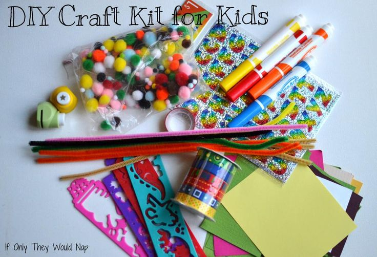 34 best images about diy craft kit on pinterest homemade for Best craft kits for kids