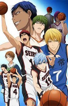 Kuroko no Basket - the first sports anime/manga that i like