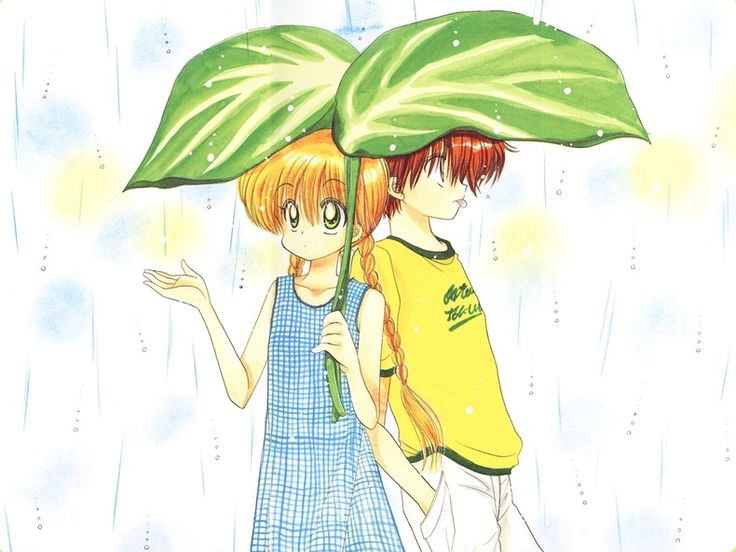 Miyu and Kanata <3