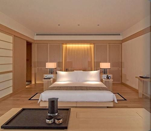 Amazing traditional contemporary japanese interior design for Design hotel tokyo