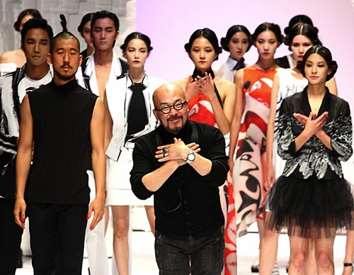 LSB finale of SS'11 collection