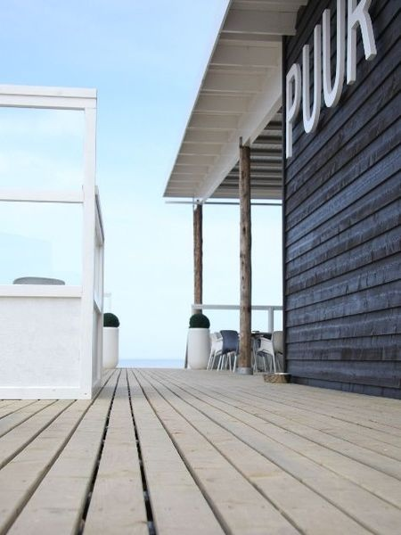 Awarded best beach house of Zeeland 2012: PUUR Groede | Zeeland, the Netherlands