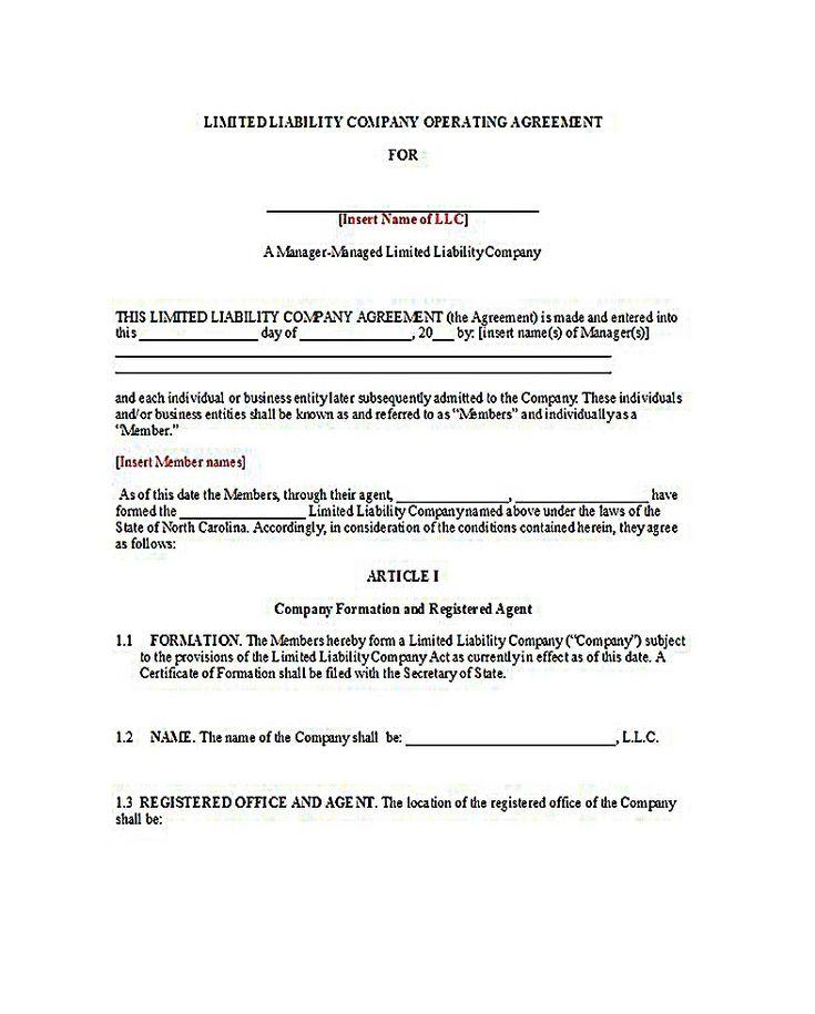 283 best agreement template images on Pinterest | Budget spreadsheet ...