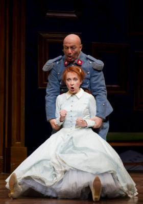 Dessay in her favourite role (and mine) La Fille du Regiment