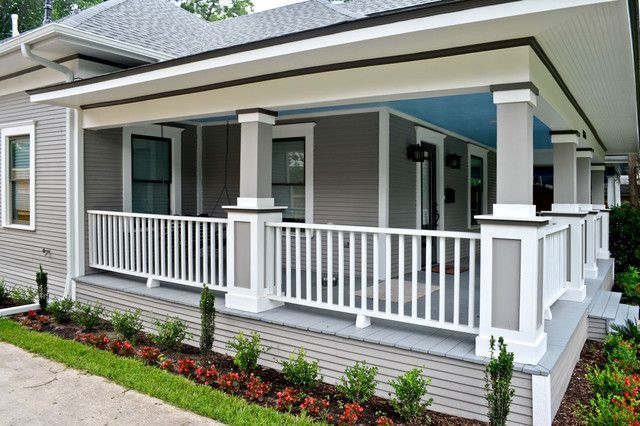 17 Best ideas about Craftsman Front Porches on Pinterest ...
