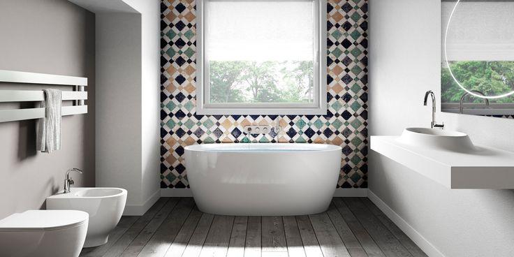 Vasche da bagno piccole