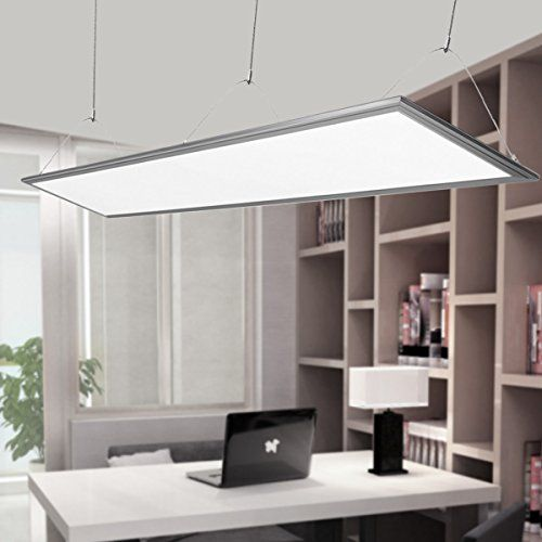 LE 36W LED Panel Light, Equal to 80W Fluorescent Bulb, 2700lm, Daylight White, 295*1195mm, Square Ceiling Light, LED Panel, LED Light Panel Lighting EVER http://www.amazon.co.uk/dp/B00SF9XW9O/ref=cm_sw_r_pi_dp_fRk-wb0YQDZEA