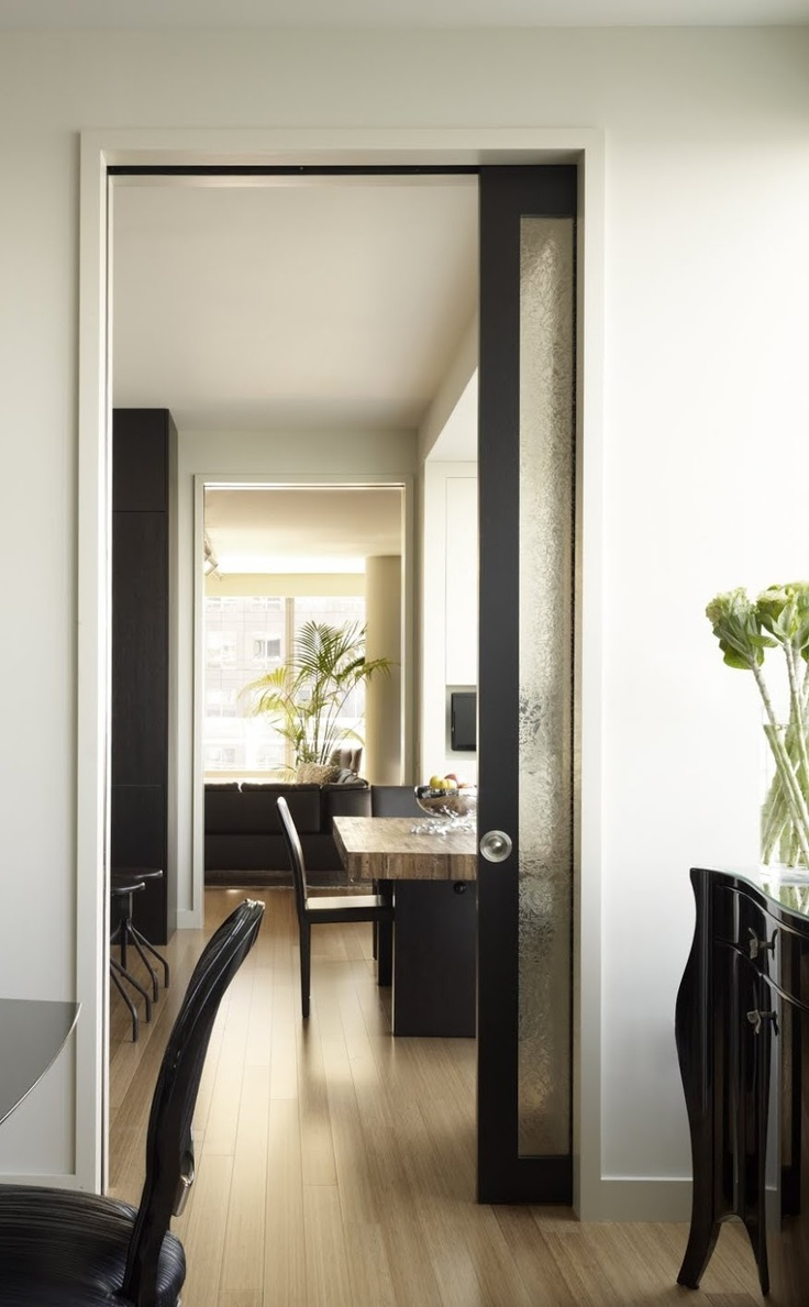 25 best ideas about glass pocket doors on pinterest. Black Bedroom Furniture Sets. Home Design Ideas
