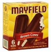 mayfield ice cream brown cows - Bing Images