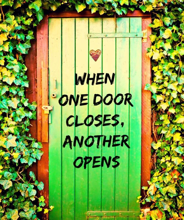 When one door closes, another opens; but we often look so long and so regretfully upon the closed door that we do not see the one which has opened for us. Alexander Graham Bell #quote