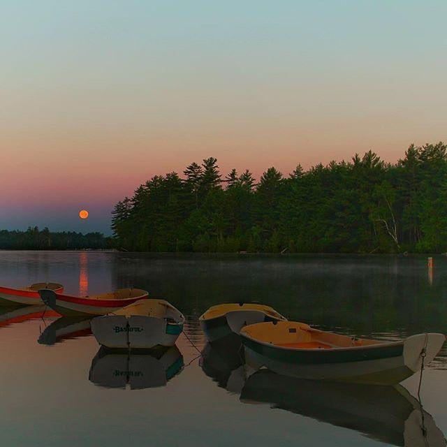 Lake Cobbosseecontee, Maine