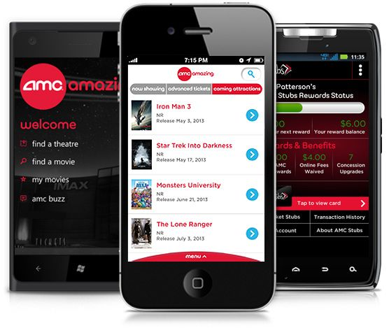 AMC Movie Theater App For Iphone #iphoneapps #iphone