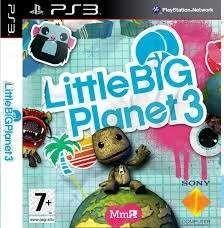 Little big planet 3 [Elektronisk resurs]. ... TV-spel för PlayStation 3. Från 7 år och uppåt.