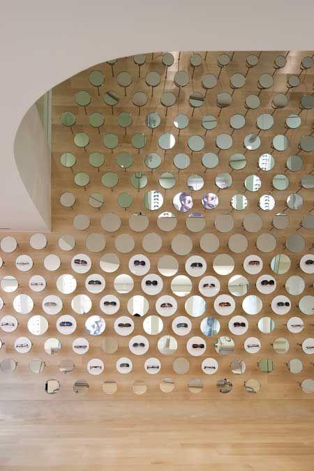 Optical Store, Beja, 2008-2009. Client: Mário Consultoria Óptica