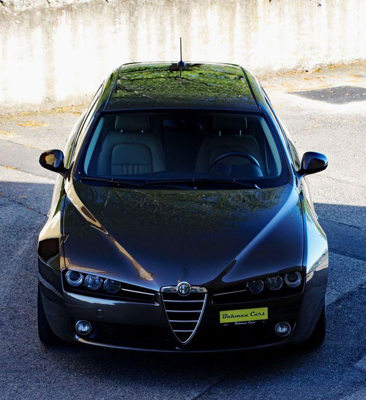 Bahman Cars: ALFA ROMEO 159 Sportwagon 2.4 JTD TI Q-Tronic