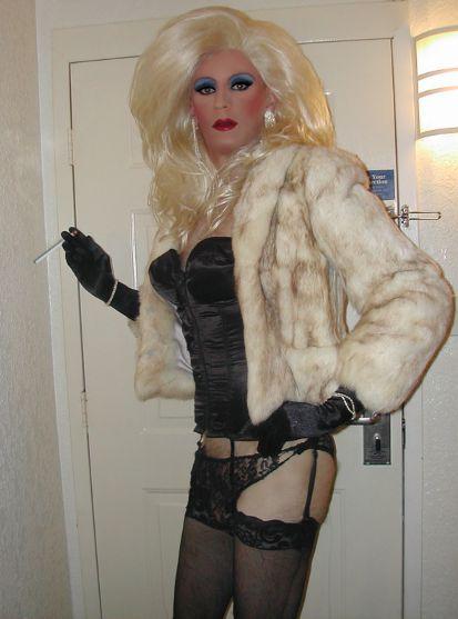 Transsexuel woman porn