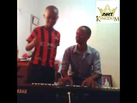 "Art King.040 ""Siltom & E-shama"" ~ upcoming pianist & rapper from Tanzani..."