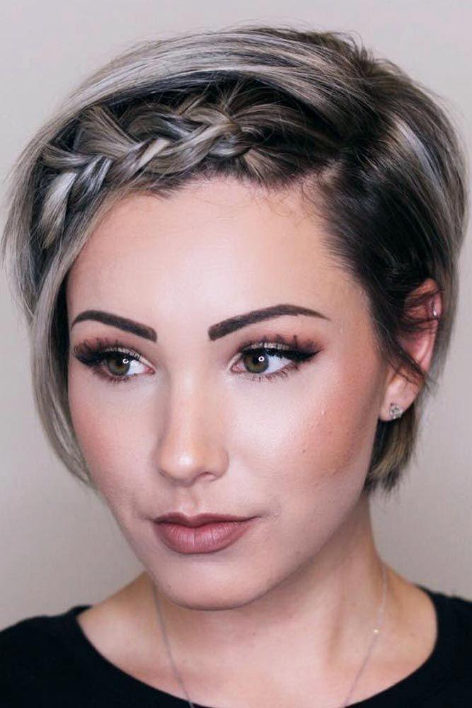 21 Würzige Frisuren für kurzes Haar zum Ausprobieren