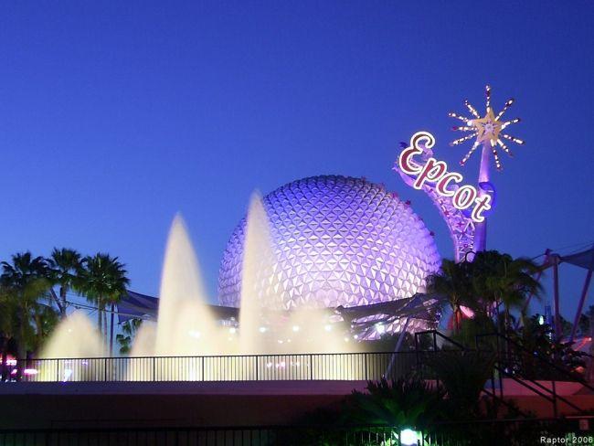 Epcot Center, Walt Disney World, Kissimmee, Florida