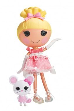 Cinder Slippers, one of the sweet dolls in the Lalaloopsy gang, $24 | Best Gifts for Kids This Christmas - Parenting.com