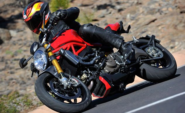 2014 Ducati Monster 1200 S Review - Motorcycle.com