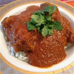 Tamatar Murghi (Indiase tomaten kip)