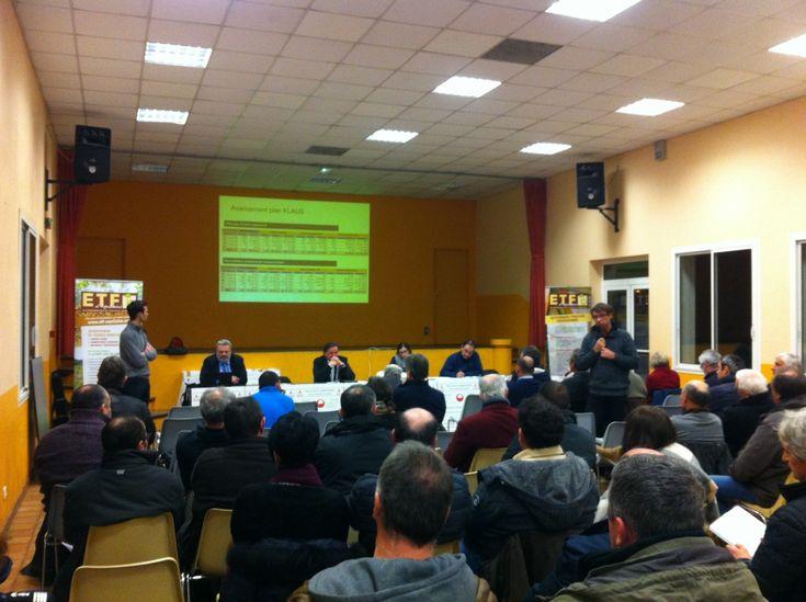 Assemblée Générale du massif Landes de Gascogne de l'Association ETF Nouvelle-Aquitaine