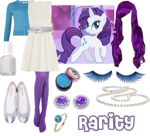 Rarity Inspired Outfits And Outfit On Pinterest