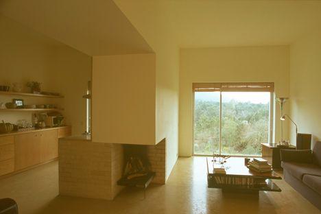 Casa na Serra da Arrábida, Souto Moura, 2002, Portugal