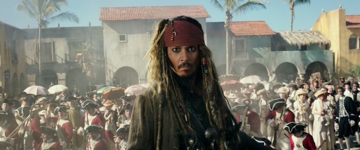 パイレーツオブカリビアン最新作お騒がせジョニデのジャック船長が完全復活D姐的シネマ論