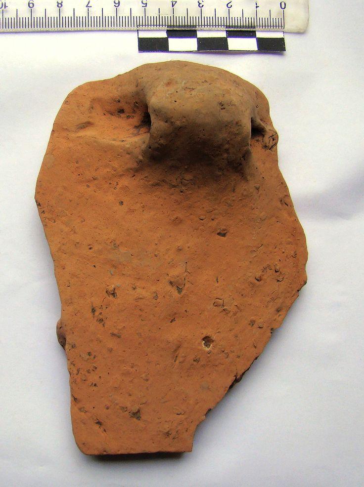 Toartă vas neolitic