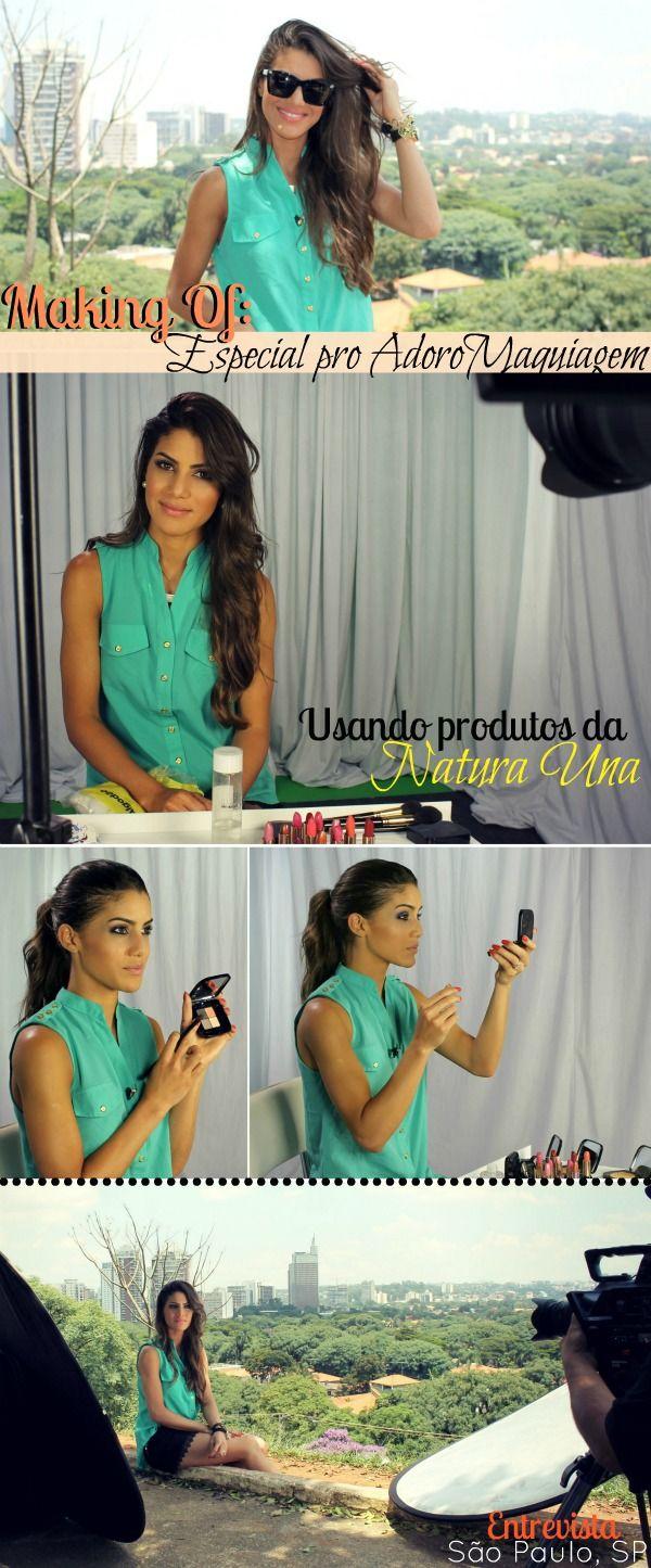 Make dramático azul! - http://supervaidosa.com/2012/04/19/make-especial-pro-adoro-maquiagem/#