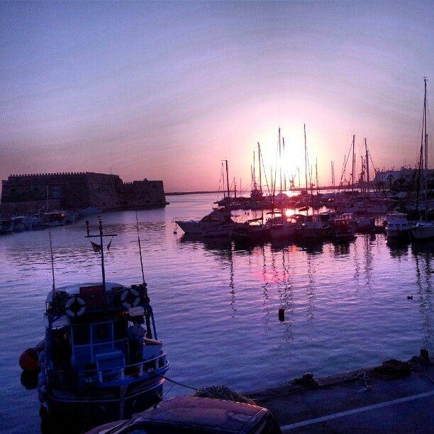 Λιμάνι Ηρακλείου (HER) Heraklion Port