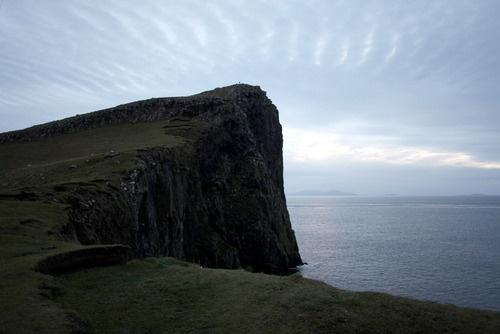 Highlands crudeli, Neist Point11/11/2012  abbiamo tutti bisogno di una pausa..