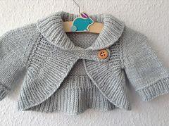 Ravelry: Miss Daisy pattern by Lisa Chemery Aran
