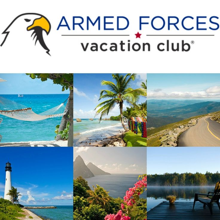 Travel Smarter: Armed Forces Vacation Club® MyAFVC AD