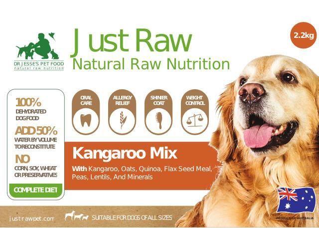 | Dr Jesses Pet FoodDr Jesses Pet Food Kangaroo Dog Food