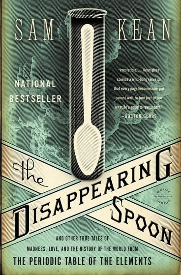 25 best nature science books images on pinterest science books the disappearing spoon by sam kean why did gandhi hate iodine i 53 fandeluxe Gallery