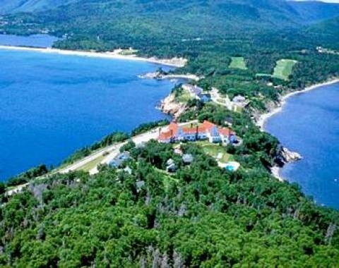 Ingonish Beach Cape Breton Nova Scotia...