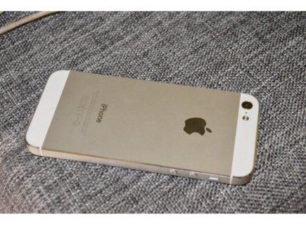 Apple iPhone 5/bianco/16 GB