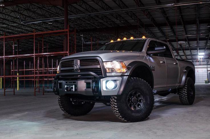 Lifted Diesel Trucks >> AEV Dodge 2500 4x4 | wheels | Pinterest | Dodge 2500, 4x4 ...