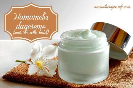 Deze hamamelis dagcreme is speciaal voor de vette huid, een lichte snel intrekkende verzorgende creme.